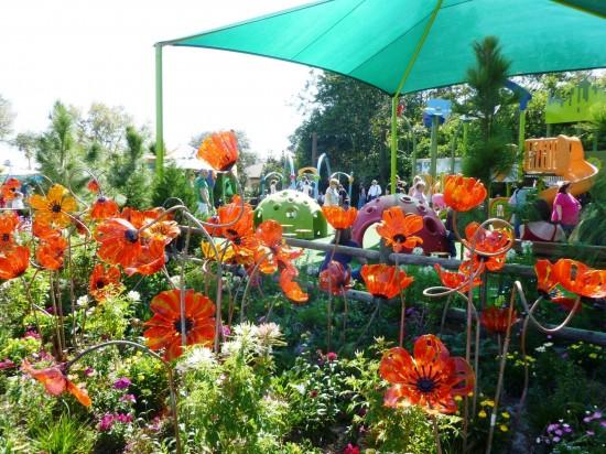2013 Epcot International Flower & Garden Festival.