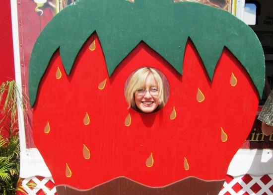 Florida Strawberry Festival.