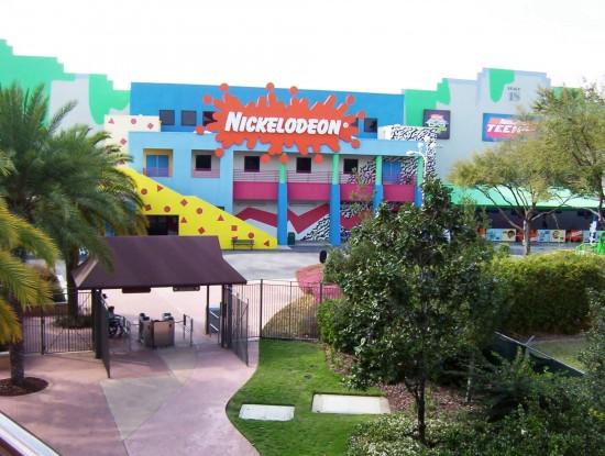 Nickelodeon Studios circa 2004.
