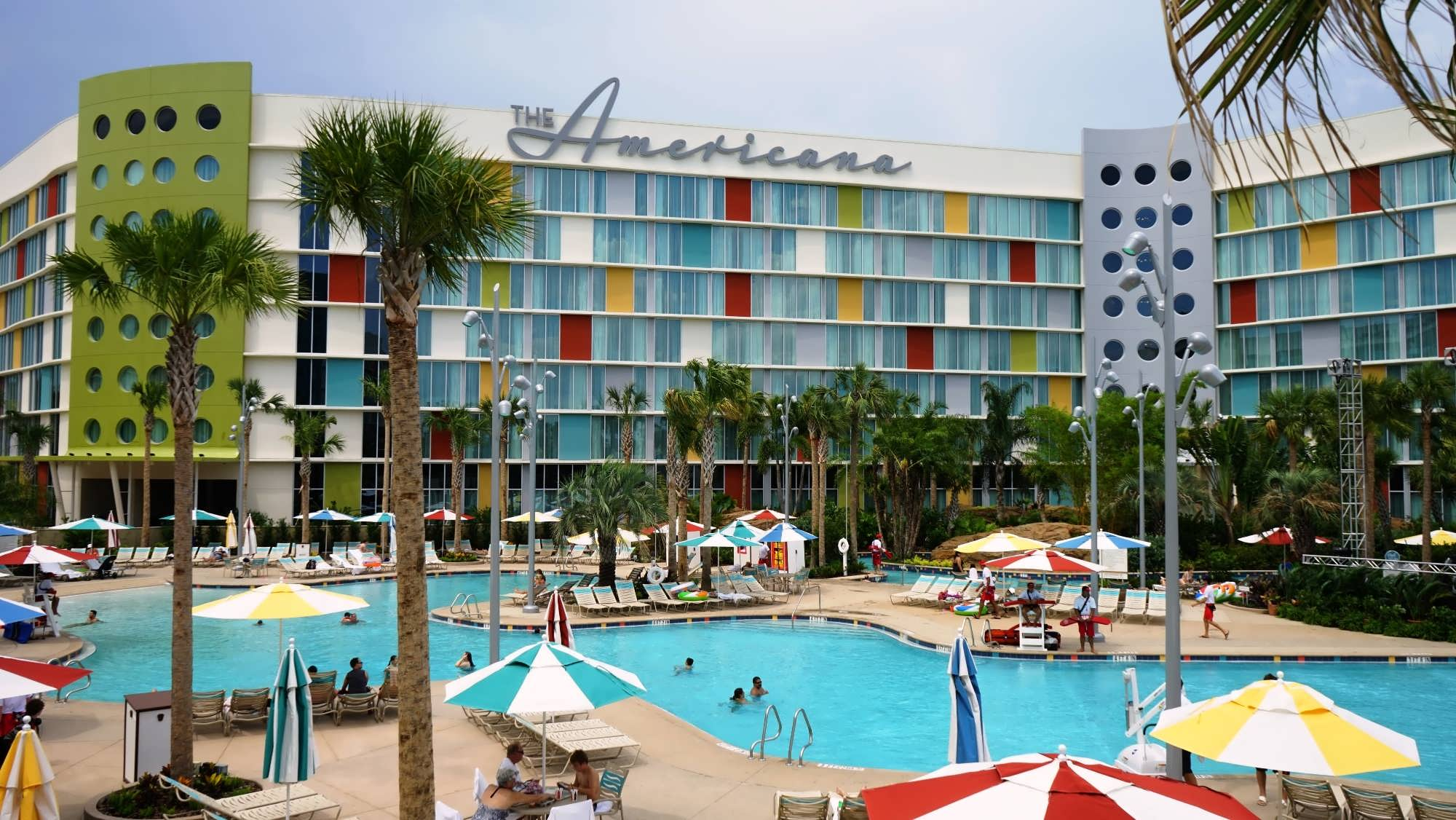 Cabana Bay Beach Resort Pool areas  photo gallery
