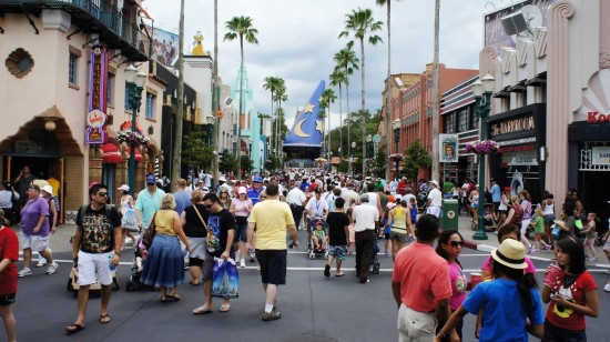 Disney's Hollywood Studios.
