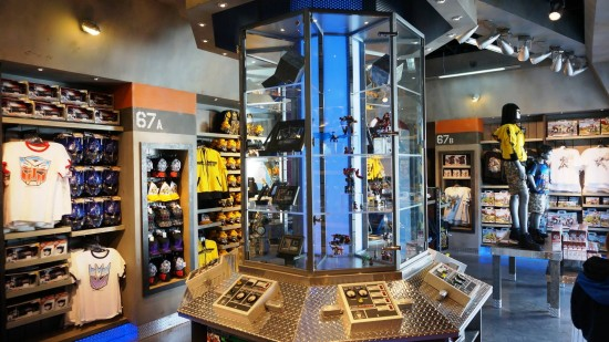 The Supply Vault - Transformers gift shop at USF.