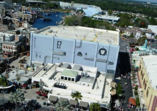 Universal Studios Florida trip report - March 2013.