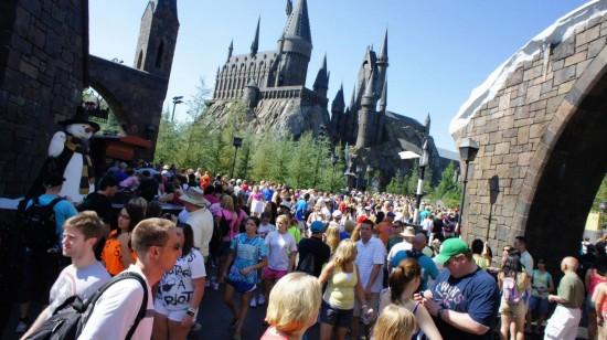 Wizarding World of Harry Potter - Spring Break 2012.