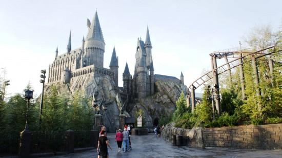 Wizarding World of Harry Potter during Early Park Admission.
