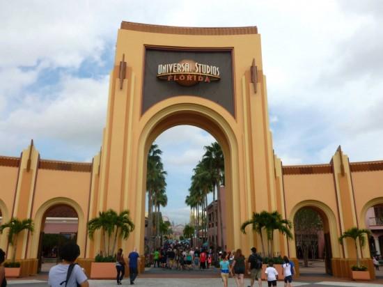 Universal Studios Florida trip report - April 2013.