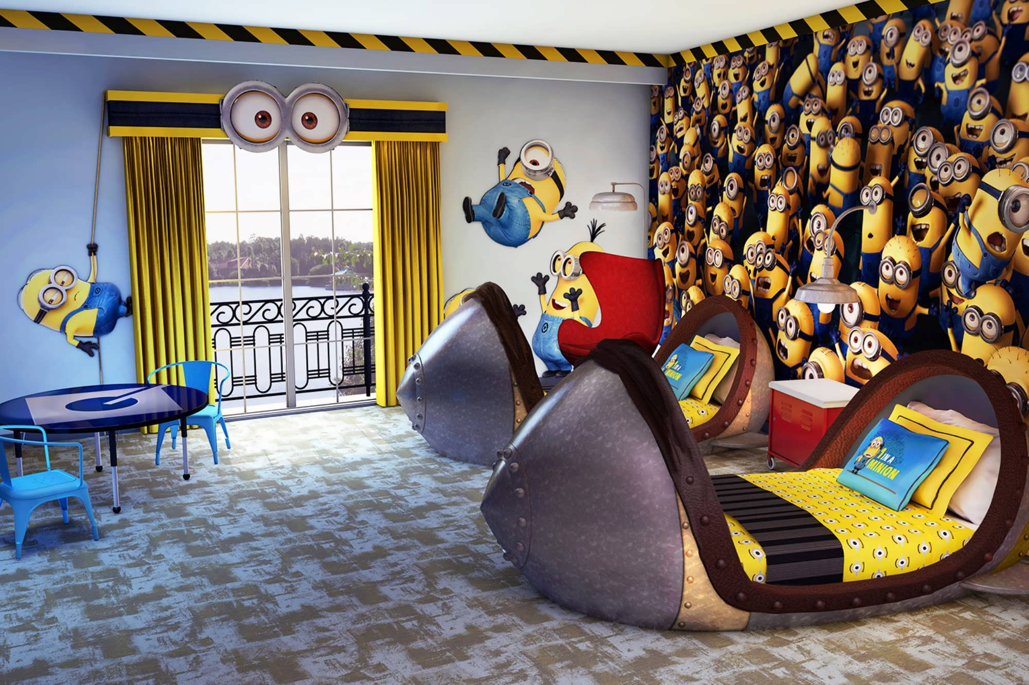 Minion Bedroom Decor 17 Best Images About Disney Bedrooms On Pinterest