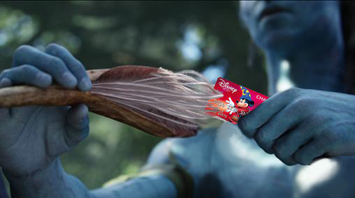 "PARK NEWZ: 'World of Avatar"" plant prototype."