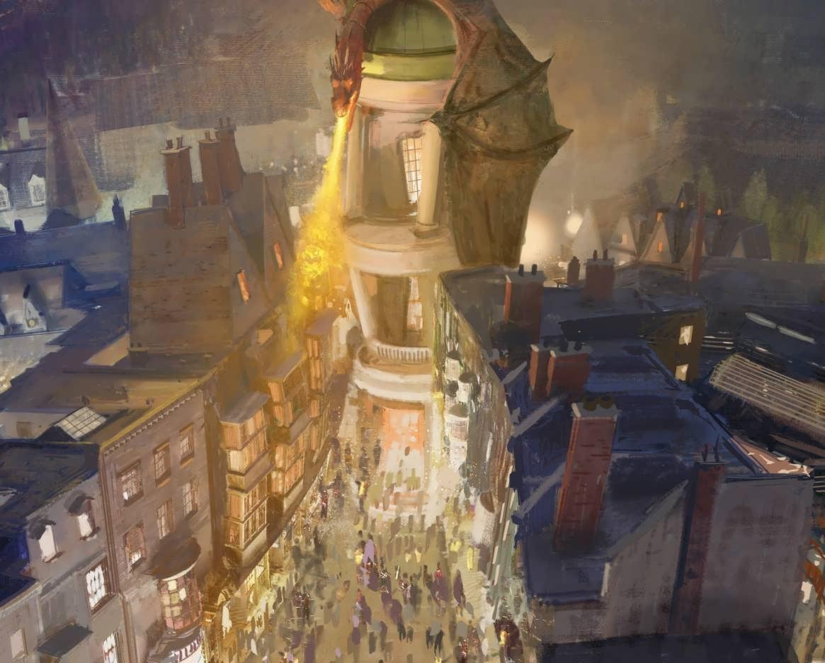 Popular Wallpaper Harry Potter Concept Art - The-Wizarding-World-of-Harry-Potter-Diagon-Alley-gringotts-bank-oi1  Trends_51962.jpg