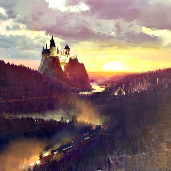 The Wizarding World of Harry Potter - Hogwarts Express.