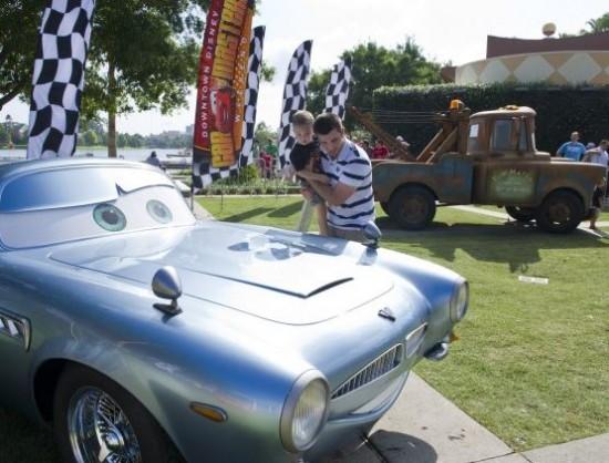 Car Masters Weekend.