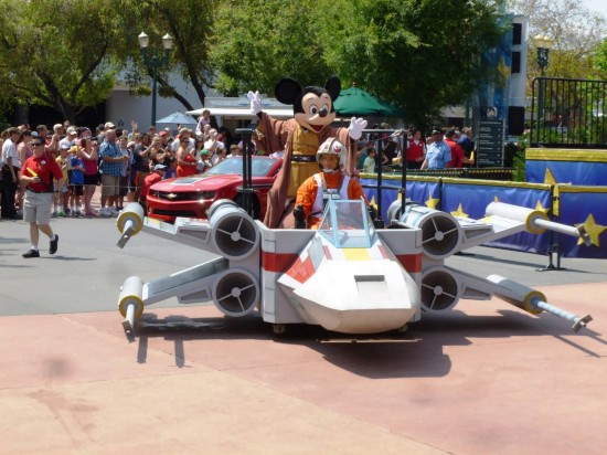 Disney's Hollywood Studios trip report - May 2013.