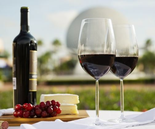 Epcot Food & Wine Festival 2013.