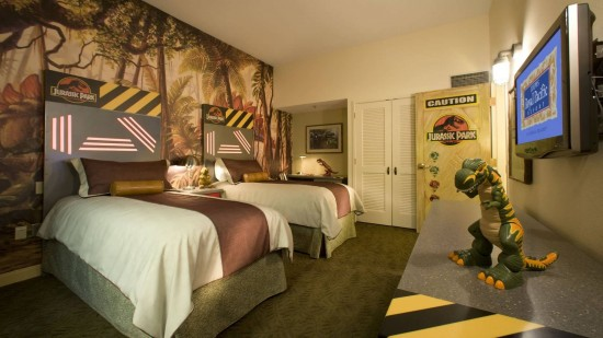 Loews Royal Pacific Resort.
