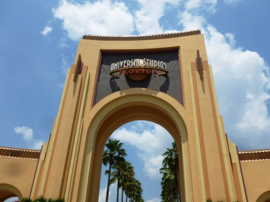 Universal Studios Florida trip report - May 2013.