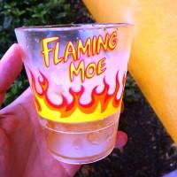 Flaming Moe's.