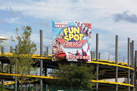 Fun Spot America on International Drive.
