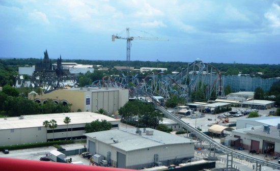 Islands of Adventure trip report - June 2013.