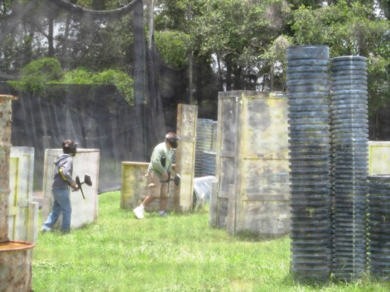 Orlando Paintball.