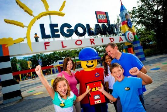 LEGOLAND Florida VIP Experiences.