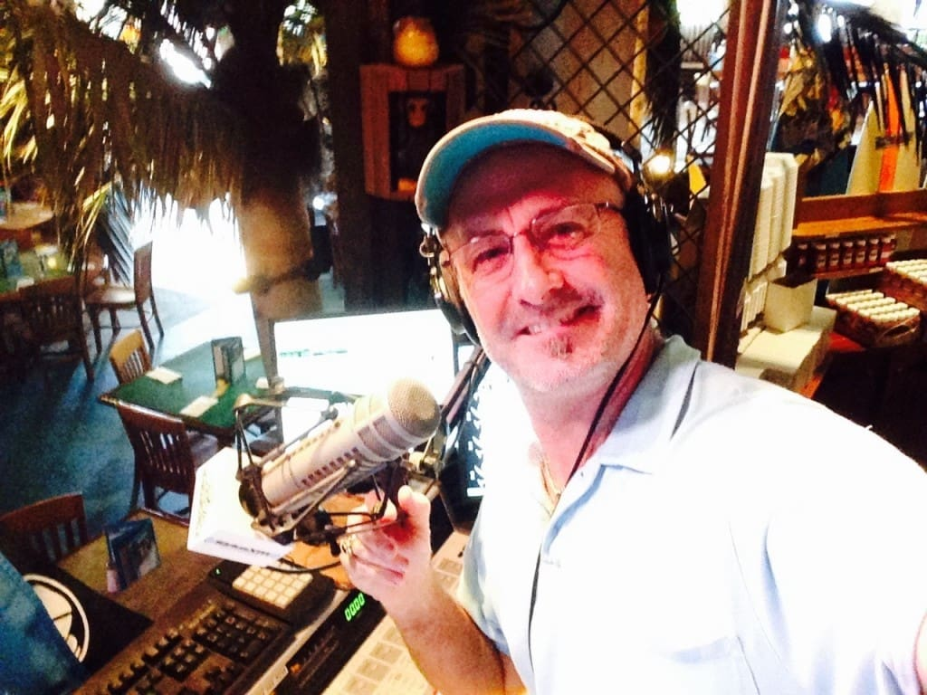 Radio Margaritaville's JD Spradlin