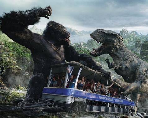 Would you like to see King Kong return to Universal Orlando?