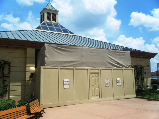 Epcot trip report - July 2013.
