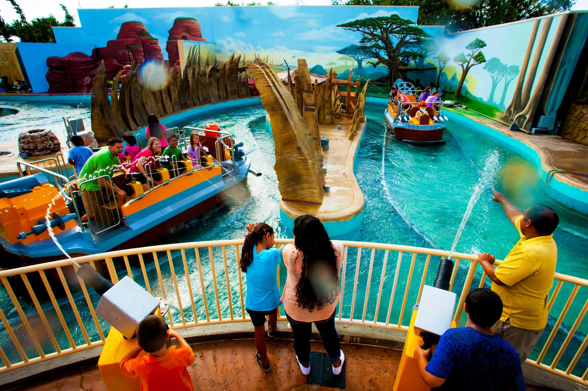 legoland florida's world of chima now open offers guests