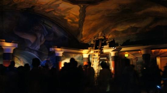 Poseidon's Fury at Universal's Islands of Adventure.