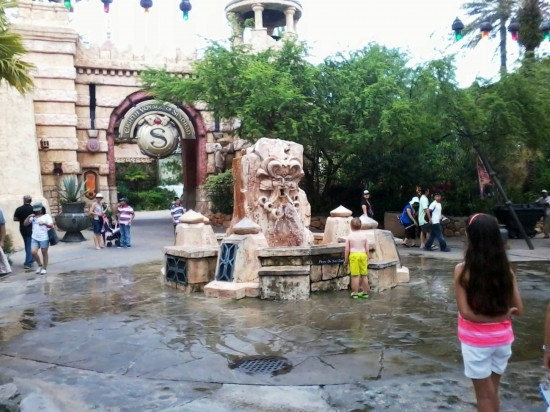 Islands of Adventure trip report - July 2013.
