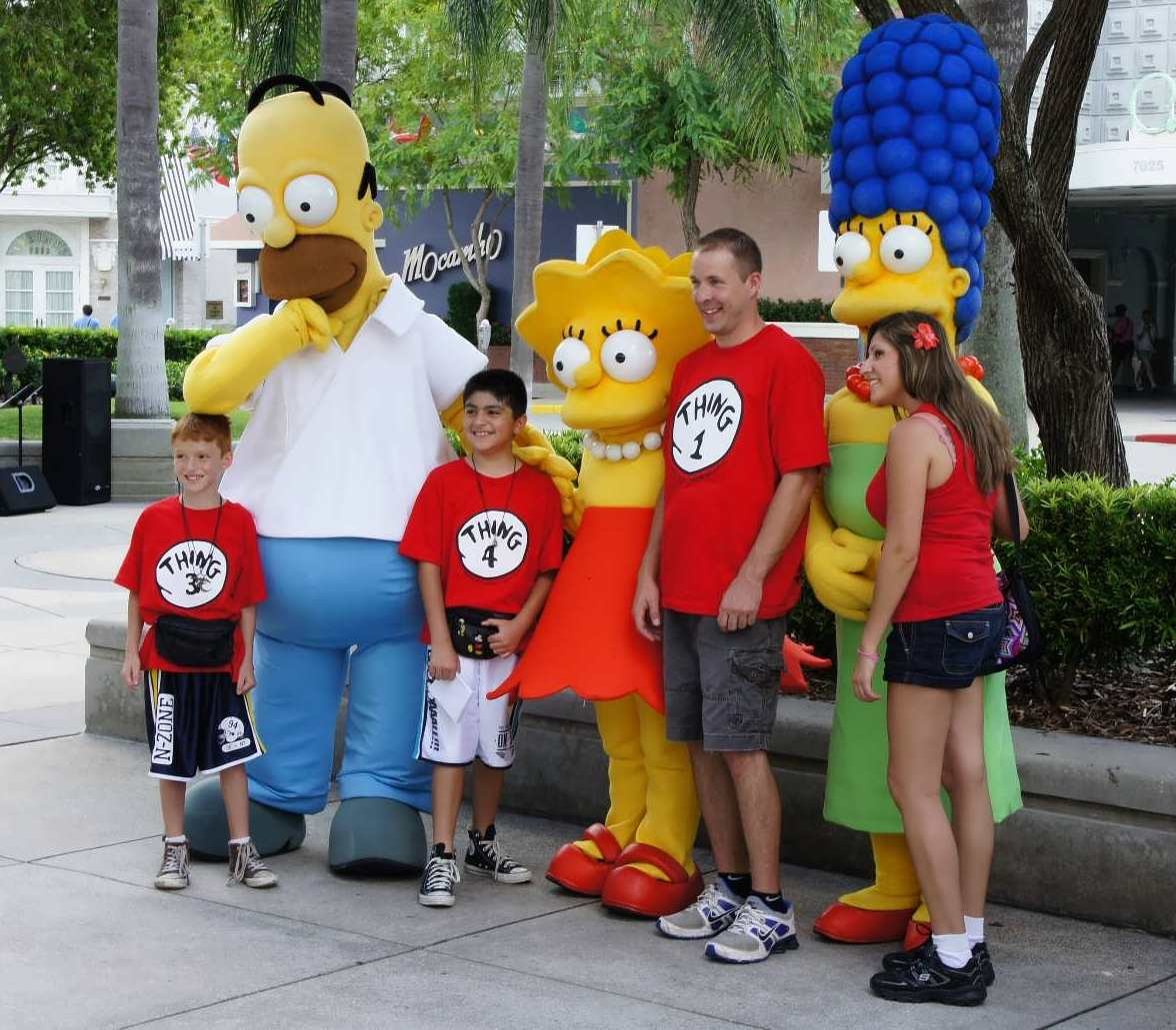 Cartoon Characters Universal Studios : Reader poll what s your favorite character at universal