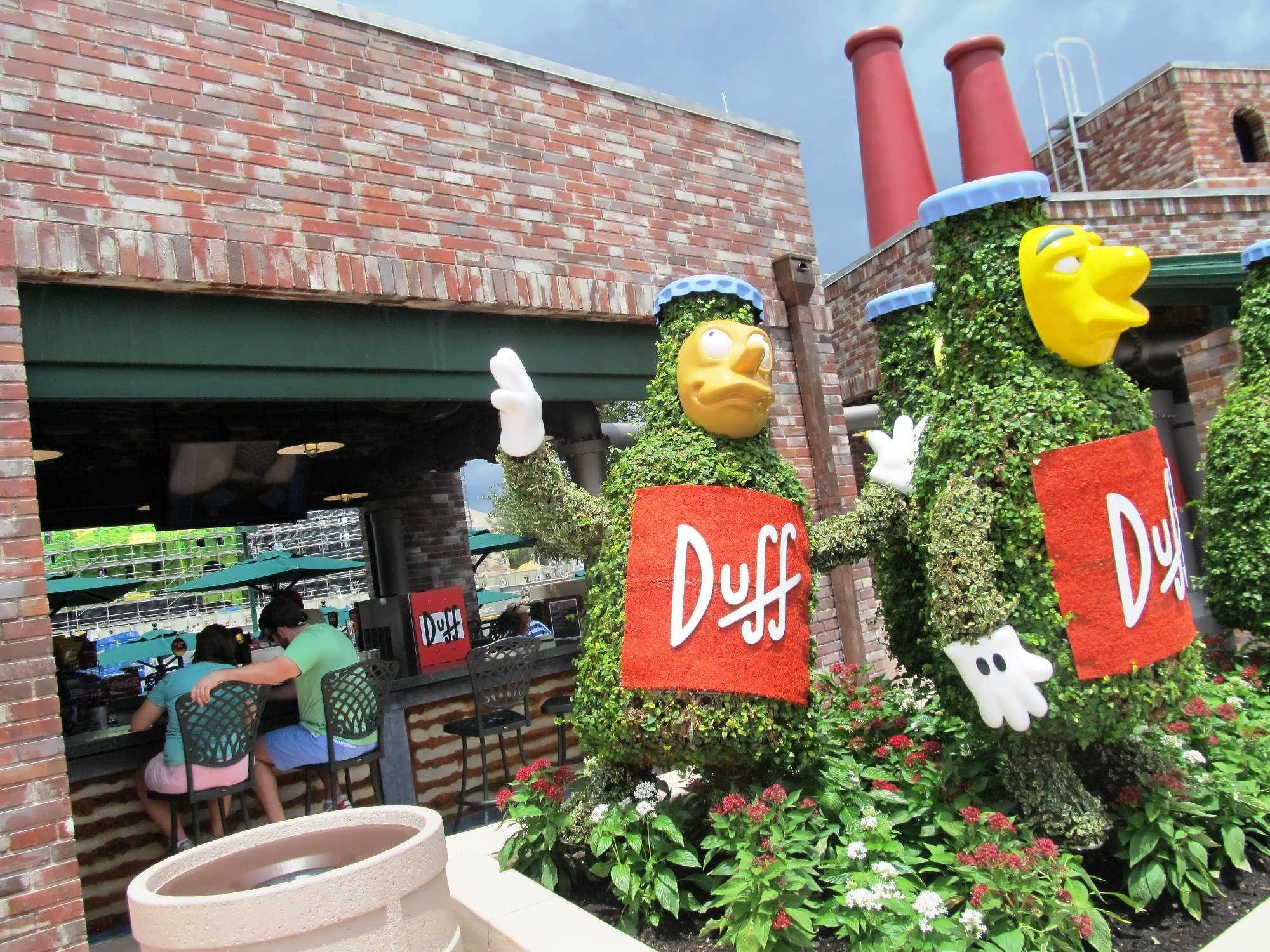 duff gardens universal orlando