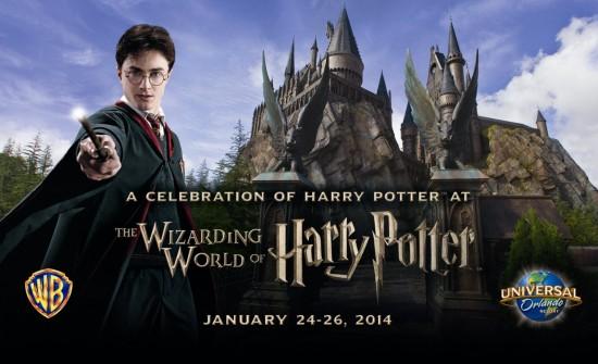 A Celebration of Harry Potter - Universal Orlando Resort.