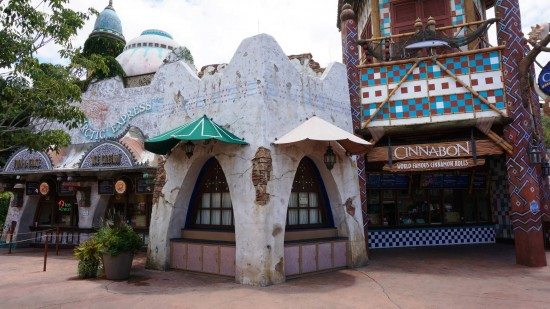 Do you see room for a Starbucks at IOA's Port of Entry?