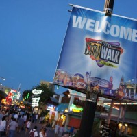 Welcome to Universal CityWalk.