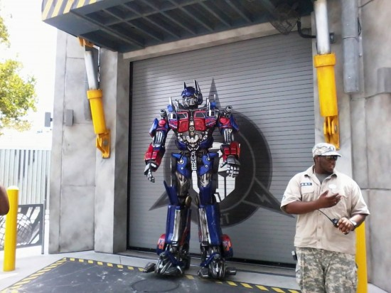 Universal Studios Florida trip report - August 2013.