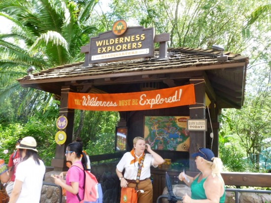 Disney's Animal Kingdom trip report - September 2013.