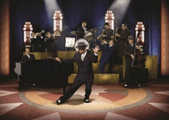 Big Bad Voodoo Daddy, scheduled to perform Nov. 9 - 11.