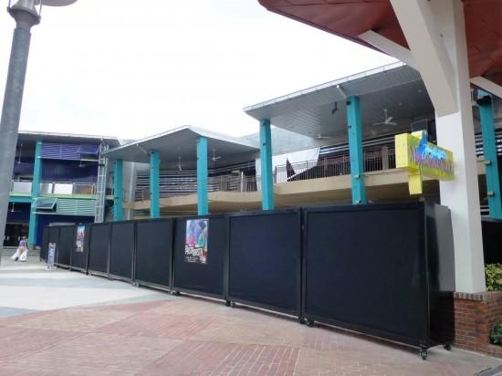 Universal CityWalk - September 2013.