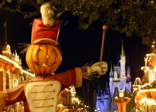 Mickey's Not-So-Scary Halloween Party.