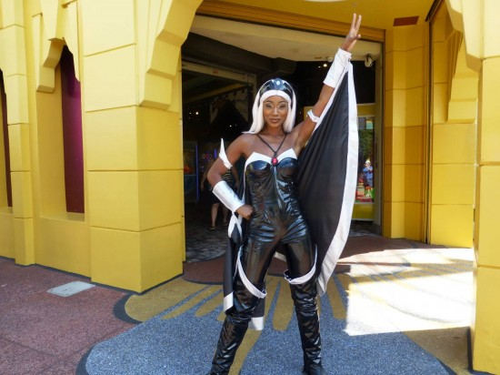 Islands of Adventure trip report - October 2013.