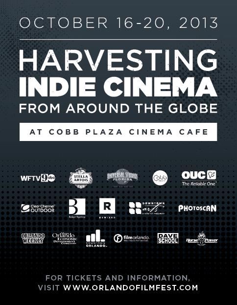 Orlando Film Festival 2013.