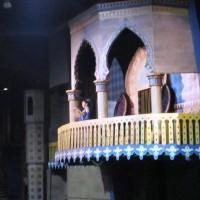 Arabian Nights Dinner Attraction.