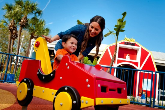 DUPLO Valley - LEGOLAND Florida.