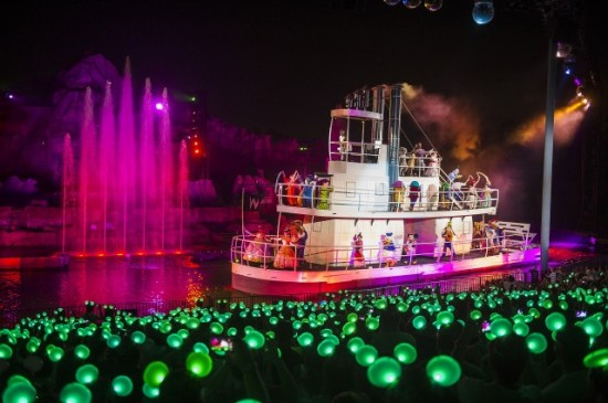 Glow with the Show at Walt Disney World.