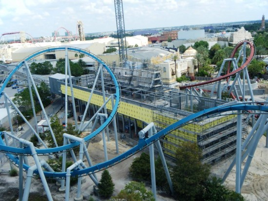 Islands of Adventure trip report - September 2013.