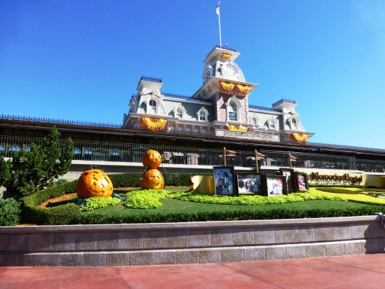 Magic Kingdom trip report - October 2013.