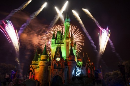 Mickey's Not-So-Scary Halloween Party 2013.