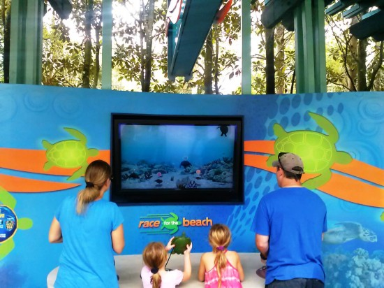 SeaWorld Orlando trip report - October 2013.