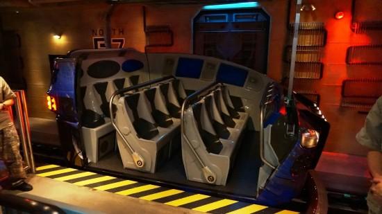 Transformers: The Ride at Universal Studios Florida.